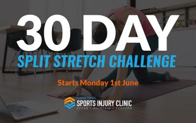 30 Day Splits Stretch Challenge – June