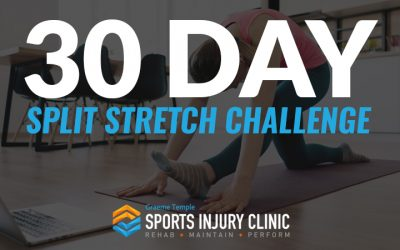 30 Day Splits Stretch Challenge – May